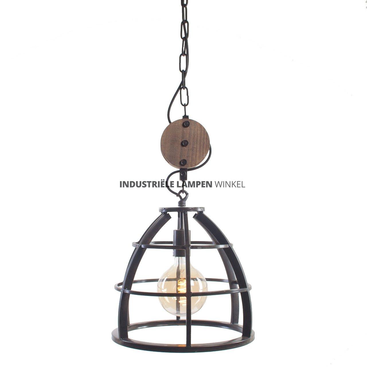 Magnifiek Top Hanglamp Met Katrol #SFO21 - AgnesWaMu @MP52